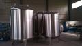 订制全新消毒水加热液体搅拌罐 单层电机搅拌罐