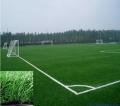 足球场人造草坪石英砂填多少