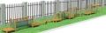 幼儿园大型积木 益智碳化积木 儿童构建炭烧积木 幼