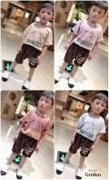 北京动物园厂家直销网上童装批发纯棉全棉韩版无袖童装