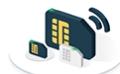共享雨伞物联卡行业专用可定位流量卡批发共享雨伞物联