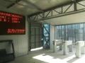 车站门禁闸机 城市公交收费系统 安装半高转闸厂家