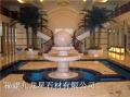 石材风水球 室内风水球价格 风水球流水喷泉