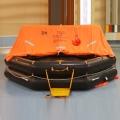 供应KHA型抛投式气胀救生筏 适用于渔业船舶CCS
