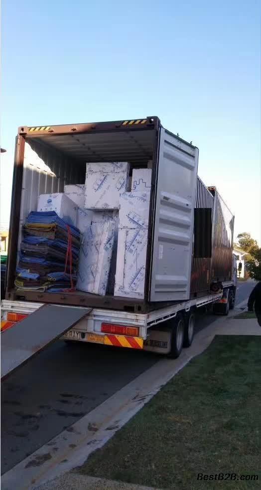 国内电器散货到澳俄罗斯陆运进出口报关值得信