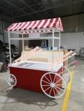 河池市金城中路订购的冰激凌售货售卖车