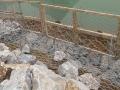 铅丝石笼在防洪河道治理当中的广泛应用