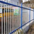 围墙专用锌钢护栏 围墙防爬护栏栅栏