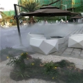 小区绿化带冷雾系统工程