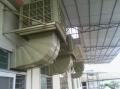有机肥厂车间通风降温化肥厂降温方案