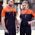 花都区工程服短袖定制,炭步工程服短袖定做,款式新颖