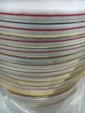 pe05红线封缄双面胶带 opp包装袋封口自粘胶条