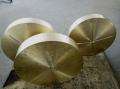 专业定制三辊轴承轧机配件凹面垫