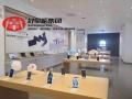 海南定制华为手机柜台展示柜体验桌配件柜台厂家