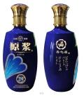 玻璃白酒瓶500ml, 一斤装酒瓶玻璃瓶批发定制
