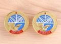 上海徽章制作 上海生产金属章上海定做胸章币厂家