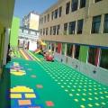 北京平谷羽毛球场悬浮运动地板面漆施工方案