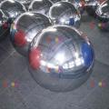 充气炫彩镜面球幻彩反光球商场美陈吊挂装饰舞台道具球