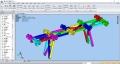 青岛海徕DACS钢结构测量与模拟预拼装系统