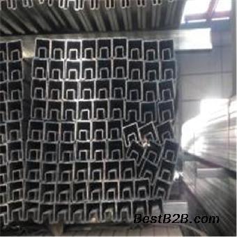 50*50镀锌凹槽管生产厂家厂址