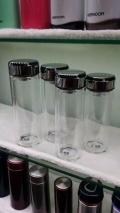 西安玻璃杯定制 陕西杯子厂家 策腾礼品杯印字