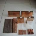 电极钨铜板 W80硬度高 高熔点钨铜棒3.0
