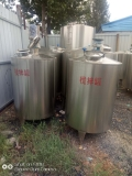 舒城县二手80立方食品级不锈钢发酵罐哪家价格公道