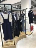 杭州中高档品牌折扣店直播货源韩版女装尾货哪里有