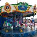 湖南厂家直销儿童转马游乐设备室外旋转木马价格