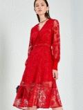艺素国际春装香港品牌折扣女装走份批发专柜正品品牌尾