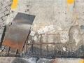 水泥路面裂缝或断板情况下如何快速修补?