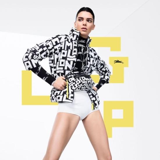 LONGCHAMP上线全新LGP系列 肯达尔抢鲜秀新品