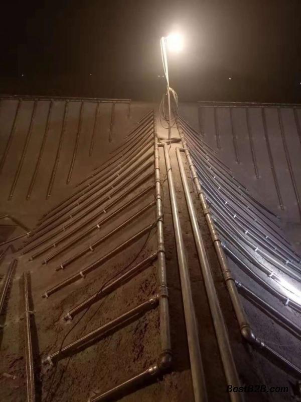 1月22日河钢集团对北京、天津市场建材产物销