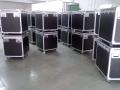 专业生产制作航空箱 铝合金箱 仪器仪表箱可印log