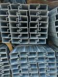 镀锌货架P形管,40*60P形管厂家