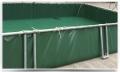 直销篷布水池-家庭篷布游泳池 篷布鱼池价格