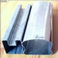 60*60镀锌凹槽管价格,双面凹槽管厂家