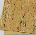彩色软木卷材 花纹软木布 欧盟环保免费拿样