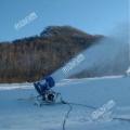 掷一颗慧星侵河汉大型人工国产造雪机雪质高雪量大