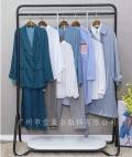 广州个性女装朗斯莉特价品牌折扣尾货雪莱尔一手货源
