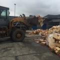 松江区食品垃圾清理销毁 叶榭下架休闲食品销毁焚烧厂
