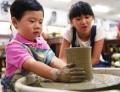 亲子家庭游亲子户外互动活动亲子DIY研学的绿色基地