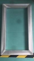 福建服装布片跑台印花专用丝印铝合金网框