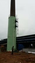 玻璃钢脱硫塔砖厂窑厂工业锅炉脱硫除尘设备玻璃钢脱硫