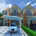 铝合金门窗遮阳棚雨棚阳光房定制
