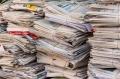 青村报废纸张回收纸箱子旧报纸回收工厂废品回收