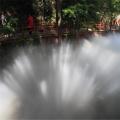 直销园林假山流水喷雾景观