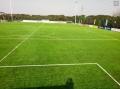 足球场草坪颜色间隔