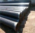 厂家提供地埋式三层聚乙烯防腐钢管今日价格
