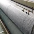 钠基膨润土防水毯铺设